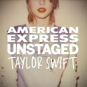 Amex UNSTAGED – Taylor Swift