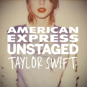 Amex UNSTAGED – Taylor Swift Icon