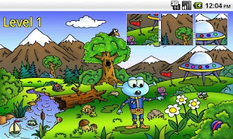 Screenshot of Find It for kids