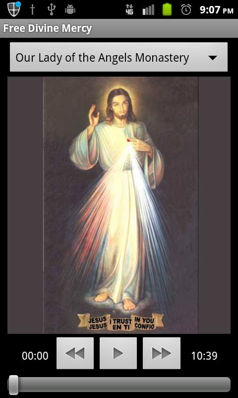 Divine Mercy Chaplet - screenshot