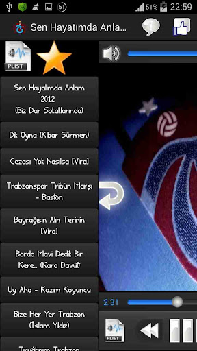 Trabzonspor Marşları Stream