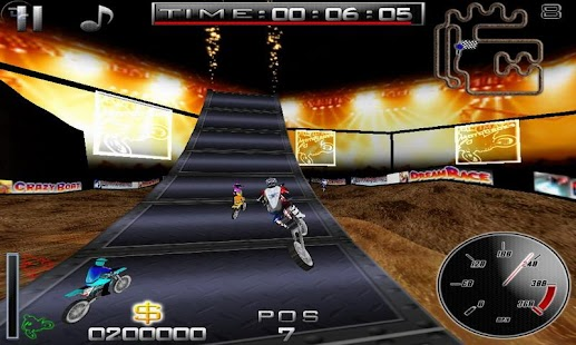 Ultimate MotoCross- screenshot thumbnail