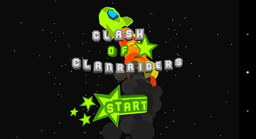 Clash of Clanraiders