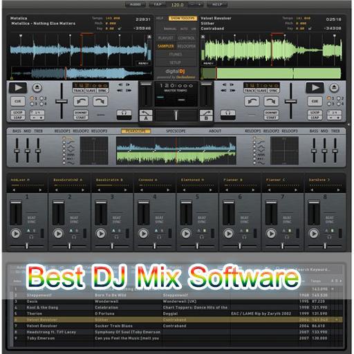 DJ Mix Software
