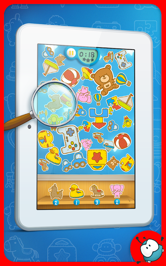 Find It : Hidden Objects Free - screenshot