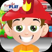 Kids Fire Truck Fun Games