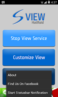 S View - HatRoid - screenshot thumbnail