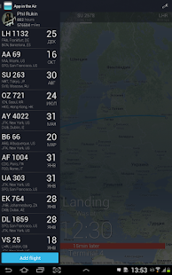 App in the Air - Track Flight - screenshot thumbnail