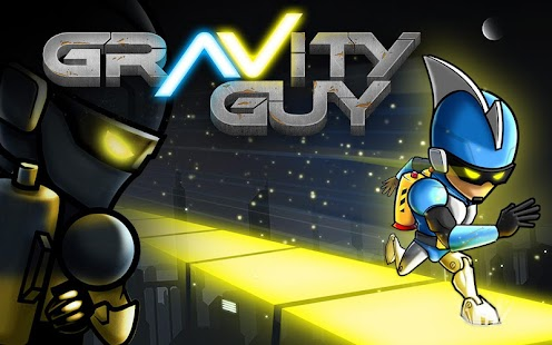 Gravity Guy FREE- screenshot thumbnail