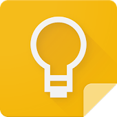Google Keep - not ve listeler