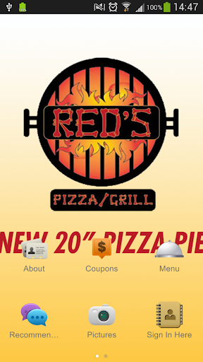 Reds Pizza Grill
