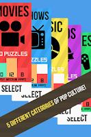 Screenshot of Pixel Pop - Icons, Logos Quiz