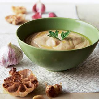 White Bean and Roasted Garlic Dip.