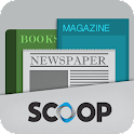 SCOOP Newsstand icon
