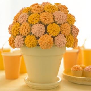 Miniature Vanilla Cupcakes