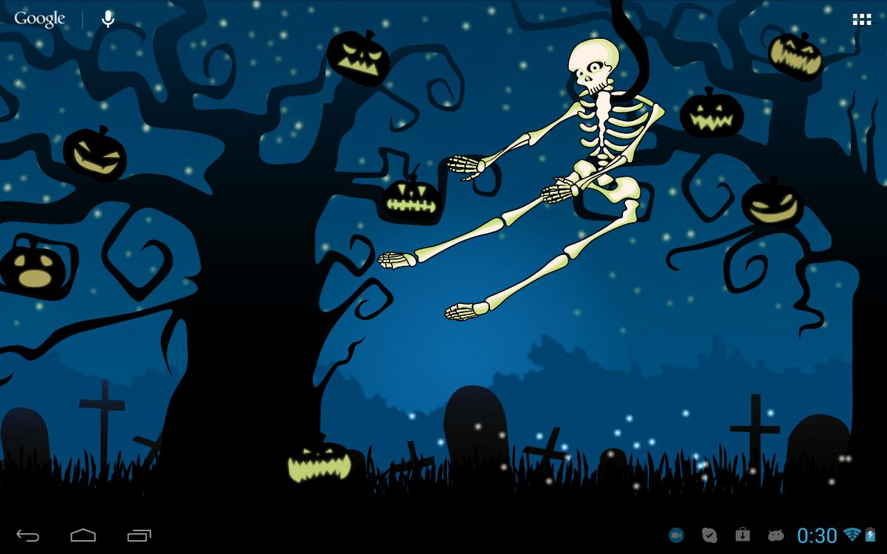 Halloween Ragdoll Wallpaper - screenshot