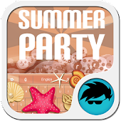 Summer Party Keyboard
