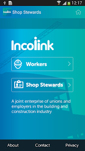 Incolink- screenshot thumbnail
