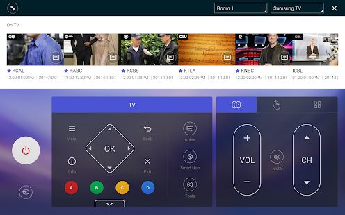 Samsung WatchON (Tablets) - screenshot thumbnail