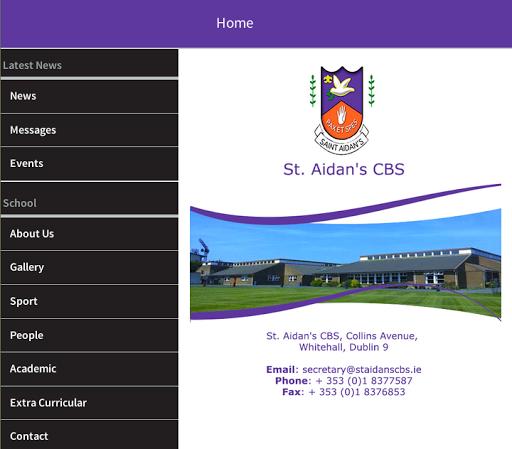 【免費教育App】St Aidan's CBS-APP點子
