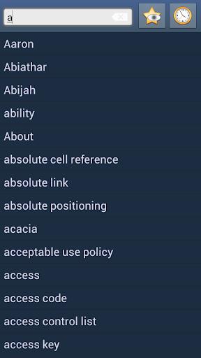 English Wolof Dictionary