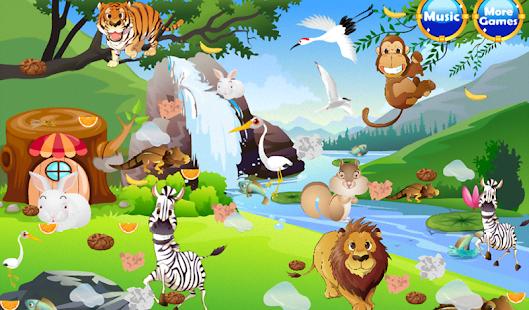 動物園清理遊戲