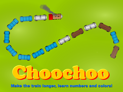 Choochoo Train for Toddlers - screenshot thumbnail