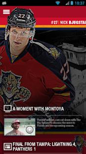 Florida Panthers Official App - screenshot thumbnail