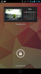 Photo Calendar Widget Free- screenshot thumbnail