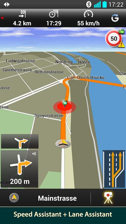 NAVIGON France - screenshot