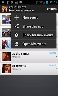 PicAround - Shared Albums - screenshot thumbnail