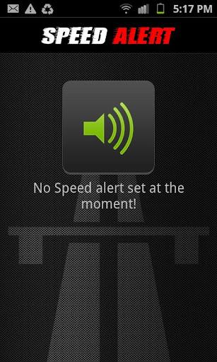Speed Alert - Free