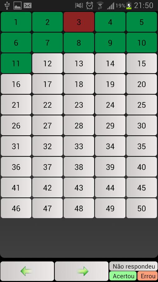 PCF0006 TCU Concurso Fácil - screenshot