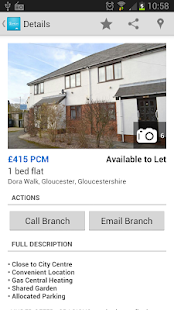 Terence Painter Estate Agents- screenshot thumbnail