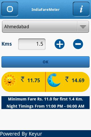 India Auto-Taxi-Train Fares