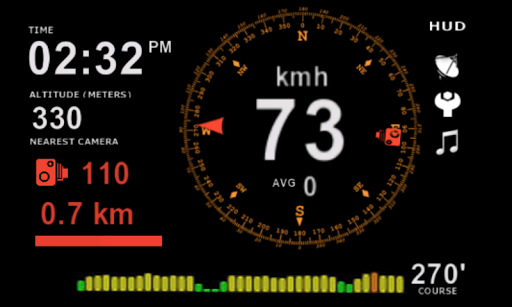 App a.Smart HUD +SpeedCams for Android - APK4Fun ...
