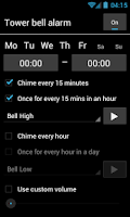 Screenshot of Bell Tower - Know the Time