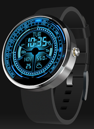 V02 WatchFace for Moto 360