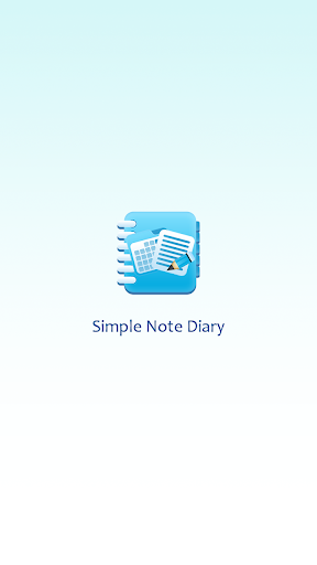 Simple Note Diary
