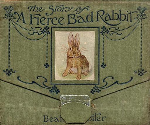 A FIERCE BAD RABBIT STORY