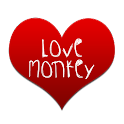 Love Monkey Go Launcher Theme