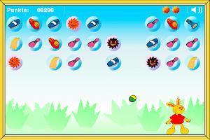 Screenshot of Sunnyball