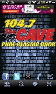 KKLH FM 104.7 The Cave - screenshot thumbnail