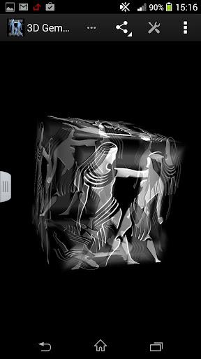 玩生活App|3D雙子星座壁紙免費|APP試玩