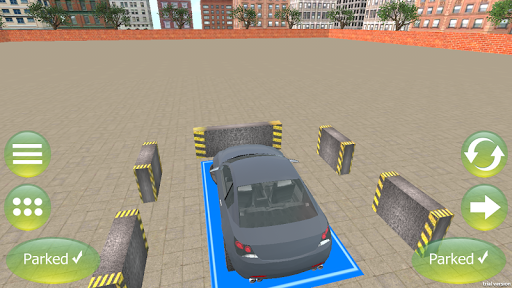 Car Parking Nissan