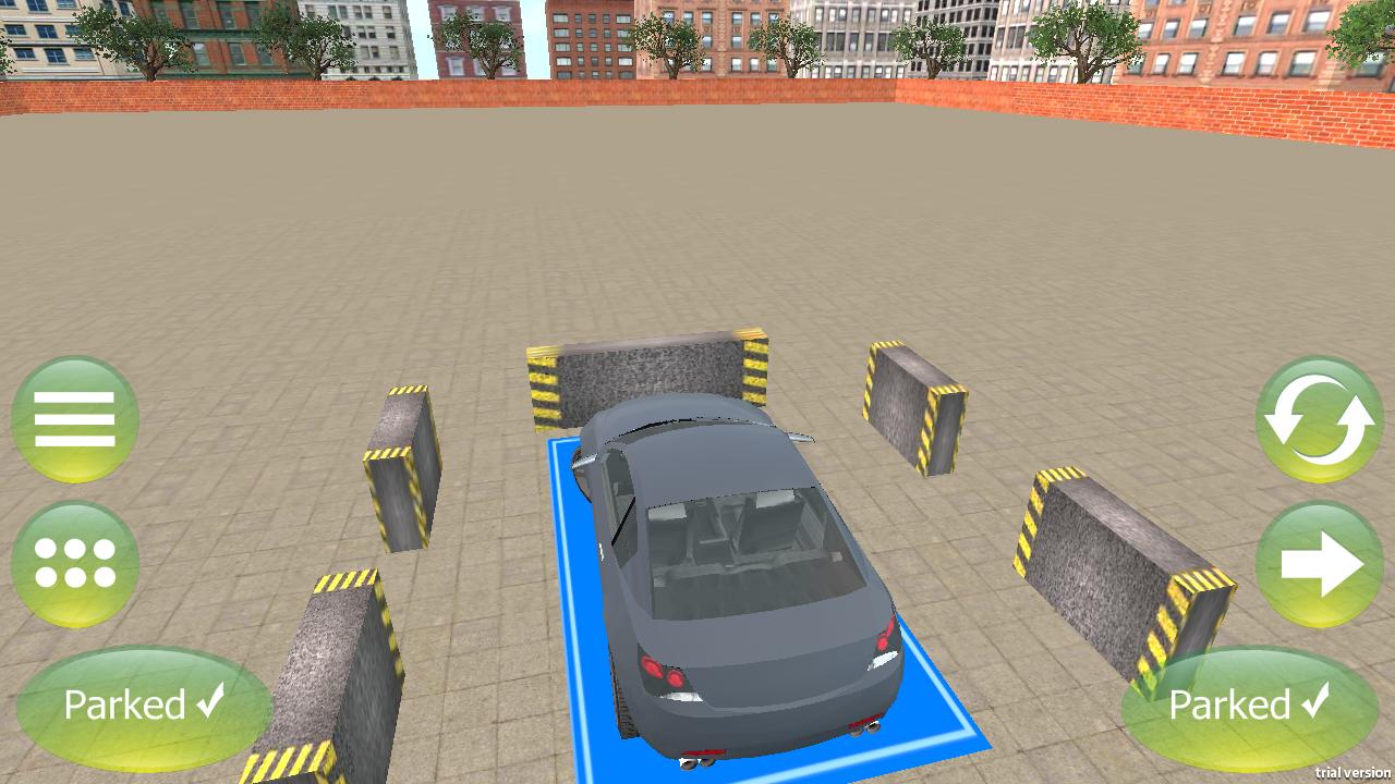 Car-Parking-Nissan 3