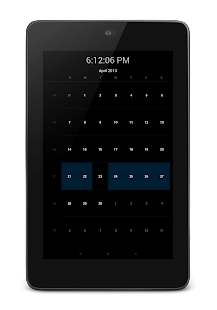 Cal-Clock- screenshot thumbnail