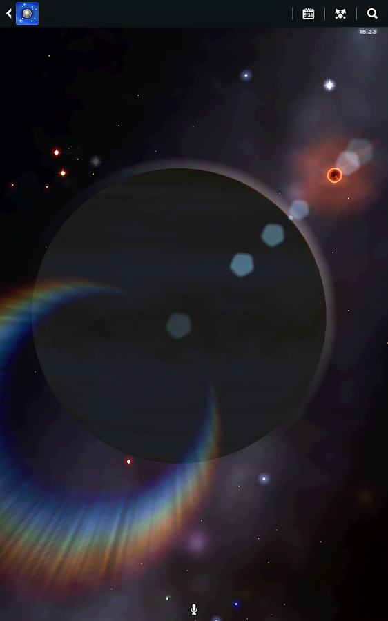 Star Chart - screenshot
