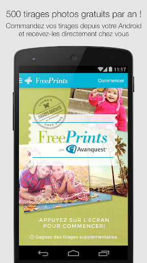 Free Prints - Photos Gratuites