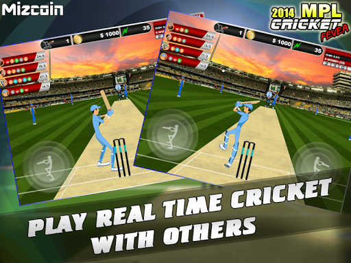 【免費體育競技App】MPL Cricket Fever Game 2014-APP點子
